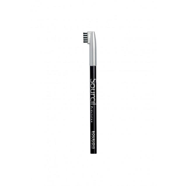 Bourjois Lápis De Sobrancelhas - Sourcil Precision 01 - Noir Ebene