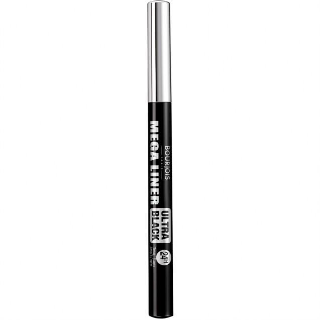 Bourjois Liner Feutre 24H Ultra Black - Caneta Delineadora 8ml