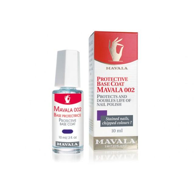 Mavala 002 Mavala - Base Protetora e Prolongadora da Duração do Esmalte - 10ml