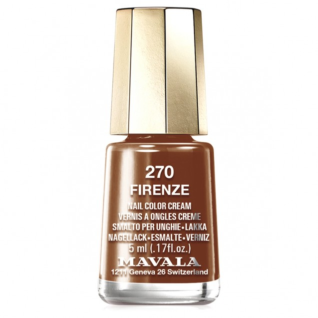 Mavala Mini Color Firenze N270 - Esmalte Cremoso 5ml