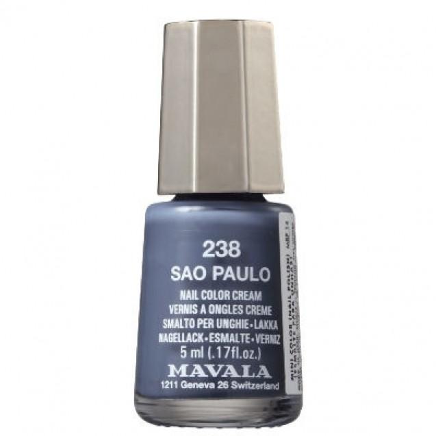 Mavala Mini Color São Paulo N238 - Esmalte Cremoso 5ml