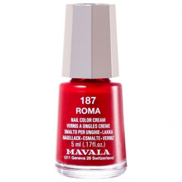 Mavala Mini Colours Roma n 187 - Esmalte Cremoso 5ml